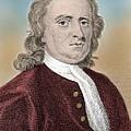 Isaac Newton, English Polymath by Science Source
