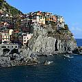 Manarola by Barbara Walsh