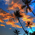 Maui Sunset by Kelly Wade