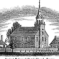 New Jersey: Church, 1844 by Granger