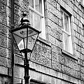 Old Sugg Gas Street Lights Converted To Run On Electric Lighting Aberdeen Scotland Uk by Joe Fox