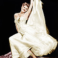 Rita Hayworth, 1940s by Everett