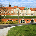 Royal Castle in Warsaw Print by Artur Bogacki