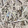 Shredded Paper by Blink Images
