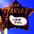 The Starlet Print by Ron Regalado