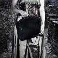 Woman In Alley by Joana Kruse