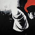 - The Godfather - Print by Luis Ludzska