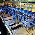 Electricity Substation by Ria Novosti