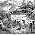 Harpers Ferry, 1859 by Granger