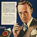 Lucky Strike Cigarette Ad by Granger