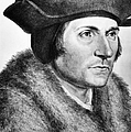 SIR THOMAS MORE (1478-1535) Poster by Granger