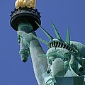 Statue Of Liberty by Ron Watts