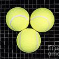 Time For Tennis by John Van Decker