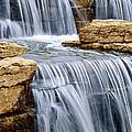 Waterfall by Elena Elisseeva