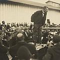 Booker T. Washington 1856-1915 by Everett