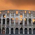 Colosseum. Rome by Bernard Jaubert