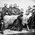 Death Of Lincoln, 1865 by Granger