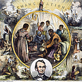 Emancipation Proclamation by Granger