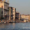 Grand Canal. Venice by Bernard Jaubert