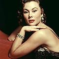 Mitzi Gaynor, Ca. Early 1950s by Everett