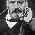 Victor Hugo, French Author by Photo Researchers