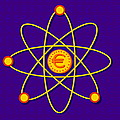 Atomic Structure by David Nicholls