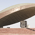 Baghdad, Iraq - A Great Dome Sits At 12 by Terry Moore