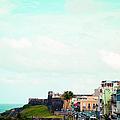 Old San Juan Puerto Rico by Kim Fearheiley