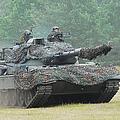 The Leopard 1a5 Main Battle Tank by Luc De Jaeger