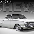 60 Chevy El Camino by Mike McGlothlen
