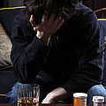 Depression And Addiction by Photo Researchers, Inc.