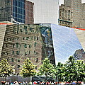 9/11 Memorial by Gwyn Newcombe
