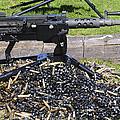 A .50 Caliber Browning Machine Gun by Andrew Chittock