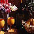 A Floral Display by David Chapman
