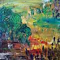 A Glade In The Woods by Derya  Aktas