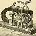 A Hand Cranked Device Onsisting by Everett