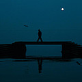 A Lone Man by Jasna Buncic