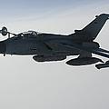 A Luftwaffe Tornado Ids Refueling by Gert Kromhout