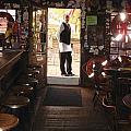 A Portrait Of A Bartender by Hiroko Sakai