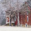 A Snowy Night by Kathy Jennings