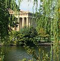 A View Of The Parthenon 1 by Douglas Barnett