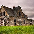 Abandoned Farm House by Matt Dobson