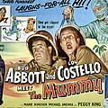 Abbott And Costello Meet The Mummy, Lou by Everett