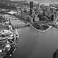 Above Pittsburgh  by Emmanuel Panagiotakis