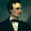 Abraham Lincoln, 16th American President by Photo Researchers, Inc.