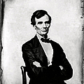 Abraham Lincoln, 16th American President by Photo Researchers