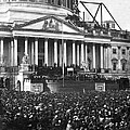 Abraham Lincolns First Inauguration - March 4 1861 by International  Images