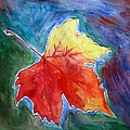 Abstract Autumn by Shakhenabat Kasana