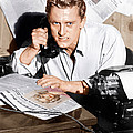 Ace In The Hole, Kirk Douglas, 1951 by Everett