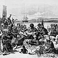Africa: Slave Trade, C1840 by Granger